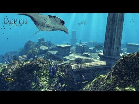 Depth Hunter 2 Deep Dive. Поплавушки в Тайланде