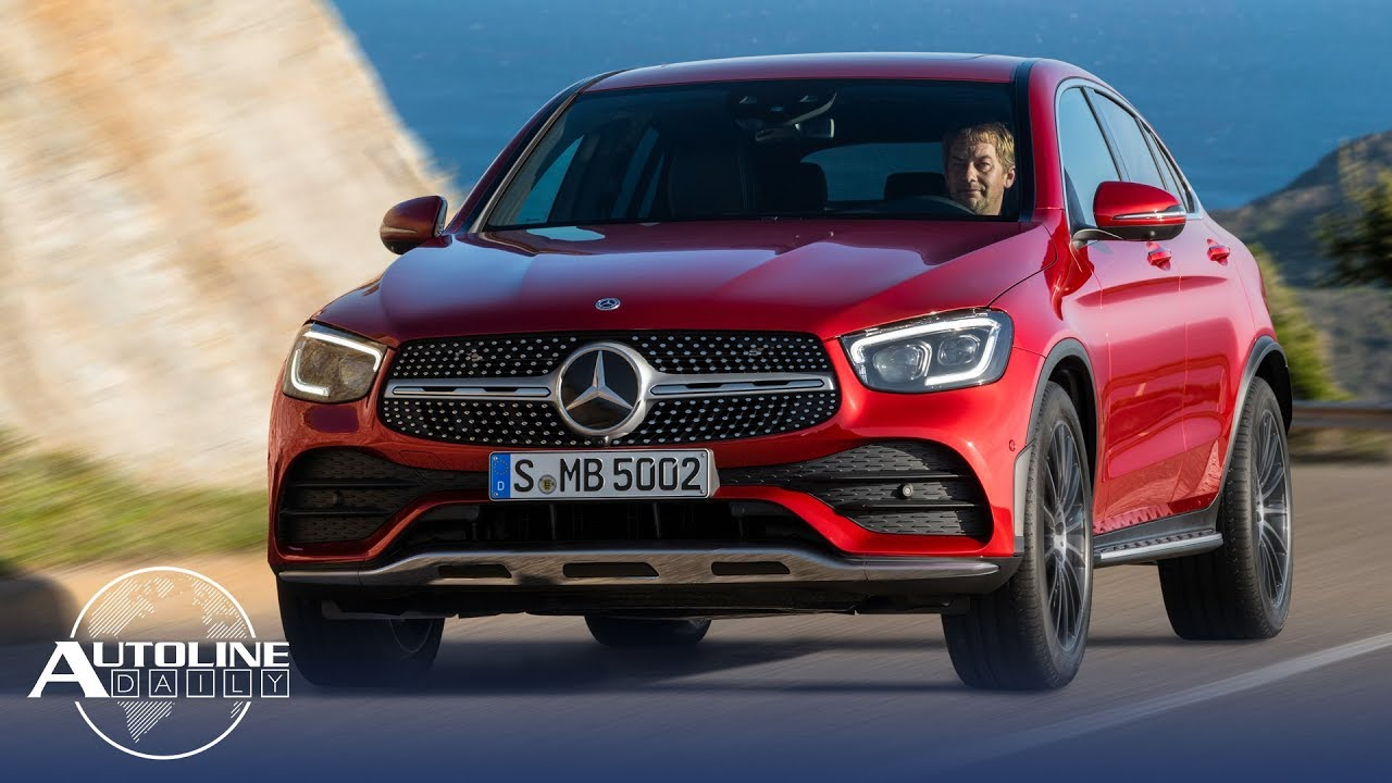 AD #2556 – Mercedes Unveils GLC Coupe, BMW Reveals Cost