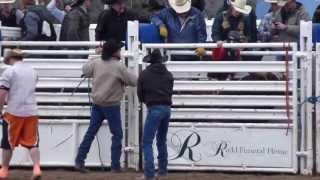 Cody Kohler Bull Riding