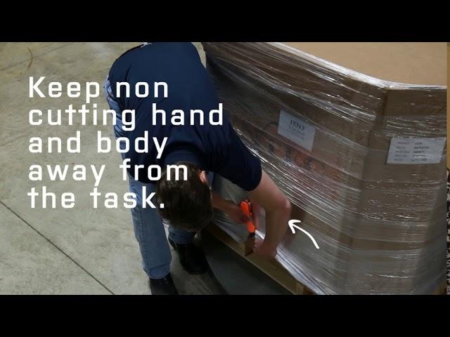 Klever Excel — Cutting Stretch Wrap