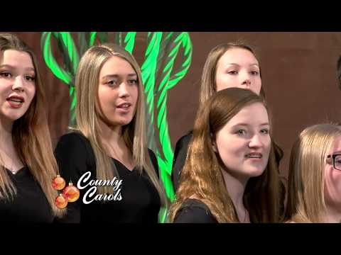 'Ukrainian Bell Carol' Performed by Lake Mead Christian Academy