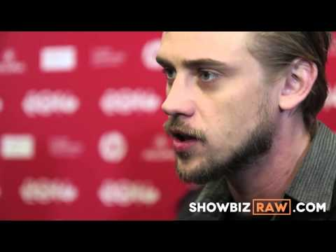 Boyd Holbrook at the Little Accidents Premiere at Sundance