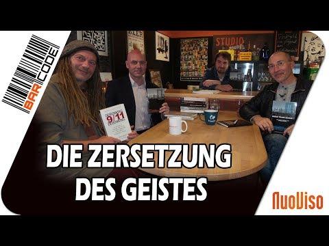 9/11 - Die Zersetzung des Geistes #BarCode mit Oliver Bommer, Frank Stoner, R. Stein & F. Höfer