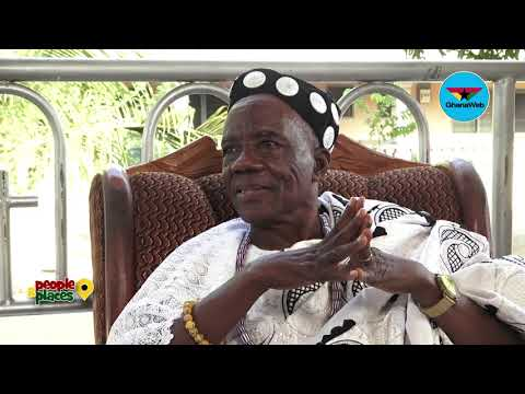 Download People & Places: All about the Awoemefia, his links with Otumfuo and the bond between Asantes & Ewes