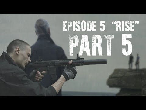 "Mad World episode 5 ""Rise"" part 5. Post-Apocalyptic web-series."