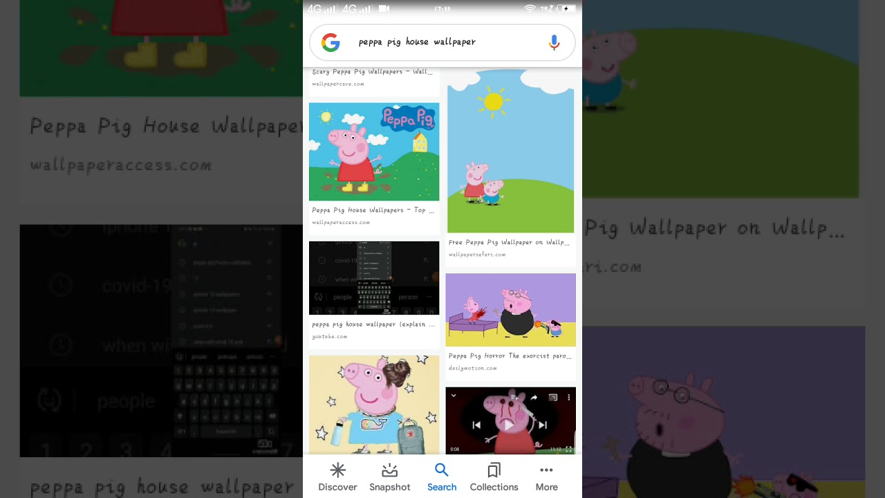 Peppa Pig House Wallpaper Creepy Explain Youtube