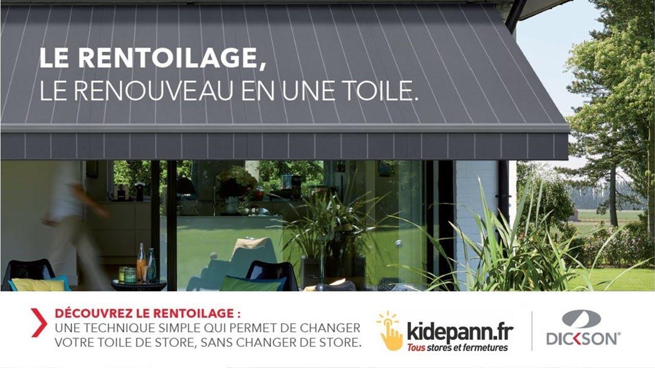 Voile D Ombrage Pour Store Banne réparation de store extérieur : dépannage store banne et