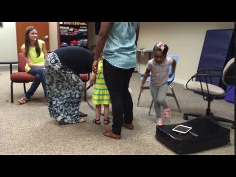 The Virginia Institute of Autism Students Encounter Service Dogs