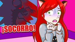 CAN I ESCAPE THE BEAST? Scary! 🎀 Roblox Flee the facility Spanish Roleplay