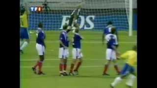 France - Brésil 1997 résumé