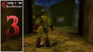 The Legend Of Zelda Ocarina Of Time Randomizer Episode 3 Not Done Dongo's Cavern