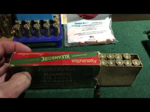 Remington 219 Zipper