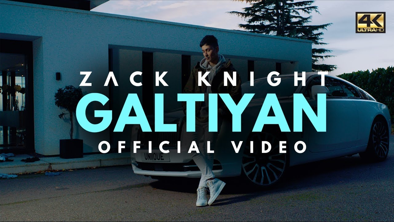Zack Knight All Songs Video Music Download - WOMUSIC