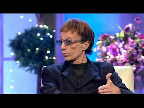 Robin Gibb interview - singing with The Soldiers - 27/10/2011