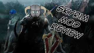 | Skyrim Mod Reviews | E1: Anime Mods - Naruto, Bleach, Ect.