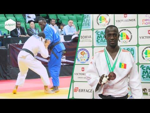 Judo : Victoire spectaculaire de Saliou Ndiaye sur Ratsimiziva