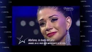 La emotiva entrevista a Anabel antes de su matrimonio