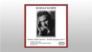 Brahms  Violin Concerto In D Major, Op  77   3  Allegro Giocoso, Ma Non Troppo Vivace