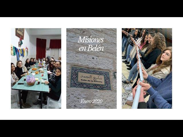 Misiones en Belén