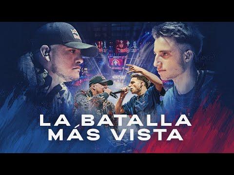 ACZINO Vs WOS - Octavos | Red Bull Internacional 2019