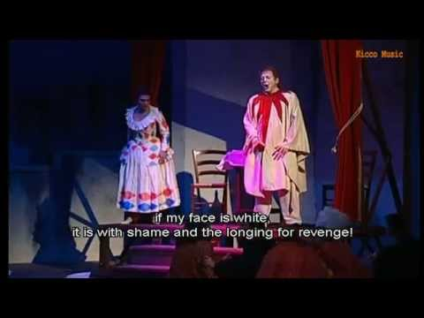 Pagliacci english version