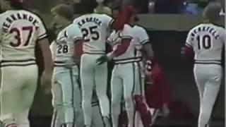 1981 St.Louis Cardinals Season Hightlight film