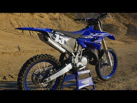 First Ride 2018 Yamaha YZ125 two stroke - Motocross Action Magazine