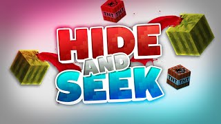 Hide N' Seek with my BOYS!