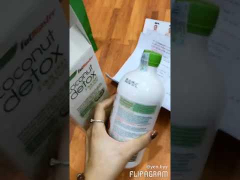 Duong Bao Yen Review Coconut Detox sau 2 ngày sử dụng - BigHealth Việt Nam