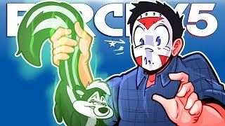Far Cry 5 - SMELLY SKUNK BAIT! Ep. 14! Co-op with Toonz!