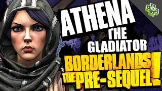 Download lagu Athena the Gladiator SKILL TREE Walkthrough Borderlands The Pre Sequel IMPRESSIONS MP3