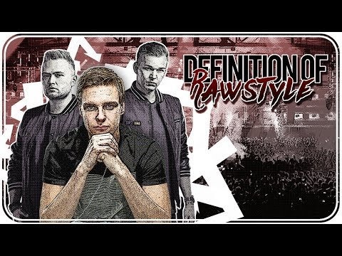 DEFINITION OF RAWSTYLE #2 ➤ with War Force & Act Of Rage