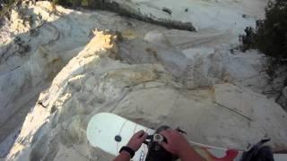 Sandboarding GoPro HD