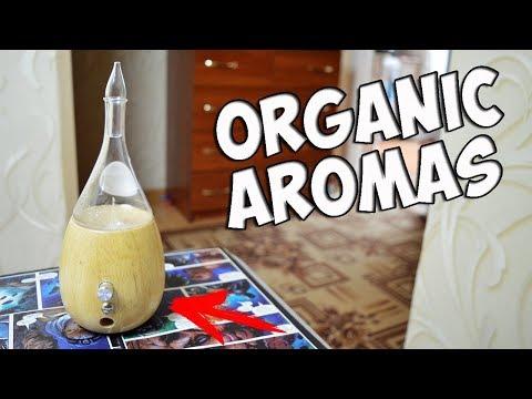 Обзор Аромалампы Organic Aromas +КОНКУРС БЕЗ РЕПОСТОВ