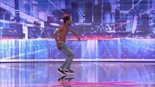 America's Got Talent 2012 - Alonzo 'Turf' Jones