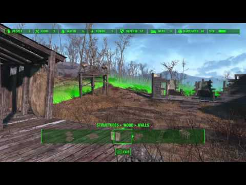 Fallout Nuka World with Imperator Furiosa, Creating Slave settlements