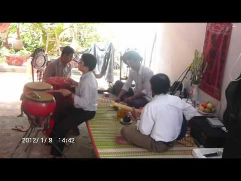 Dam tang Ba - Tinh Cha