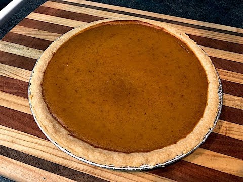 Pumpkin Pie - You Suck at Cooking (episode 68)