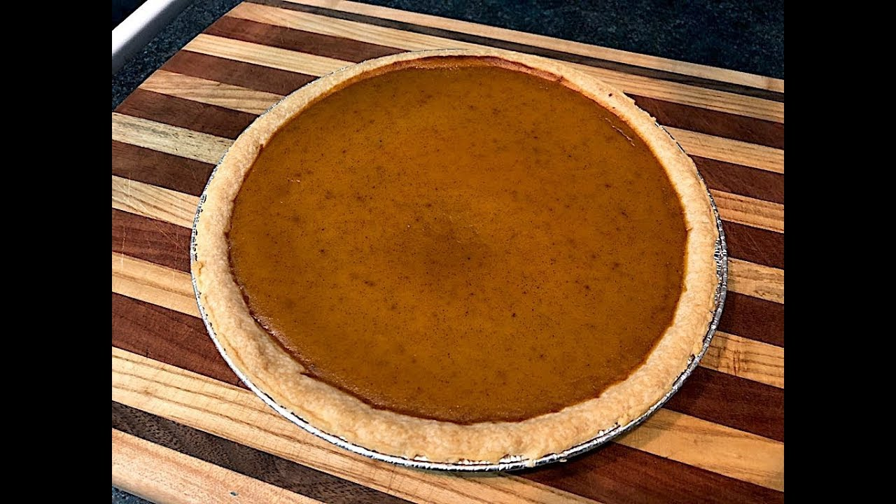 Pumpkin Pie - You Suck at Cooking (episode 68)