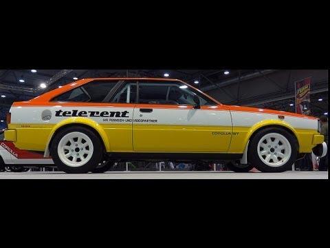 Toyota Corolla Gt Rally Car Hd Youtube
