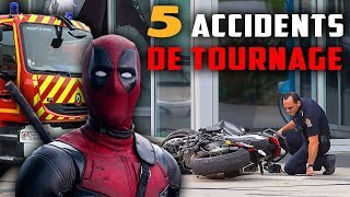 TOP 5 DES ACCIDENTS DE TOURNAGE GRAVES LORS DE CASCADES