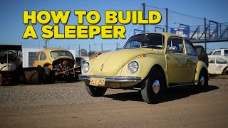 How To Build A Sleeper [Feature Length] Subaru Powered Beetle