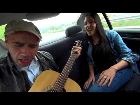 Силвия Георгиева - Sleeping in my car (Roxette cover)