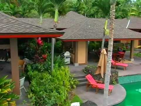Kealakekua Bay Luxury View Home for Sale