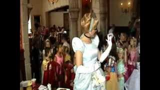 Princess Procession - Akershus Royal Banquet Hall