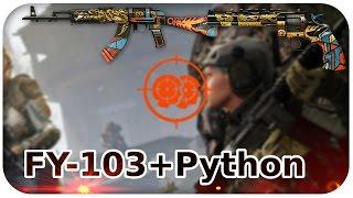 Warface python+FY 103