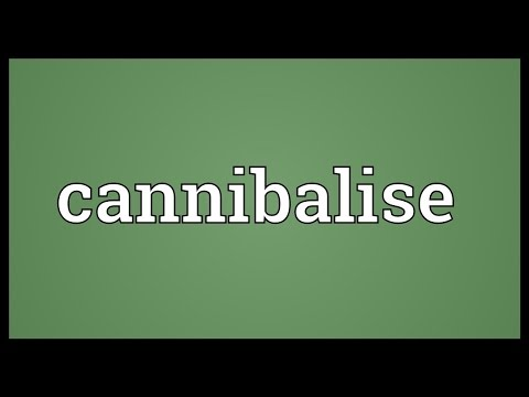 Header of cannibalise