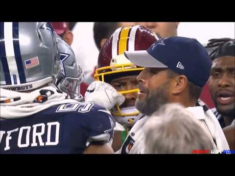 Best NFL Fights Of The 2016-2017 Season!!! HD