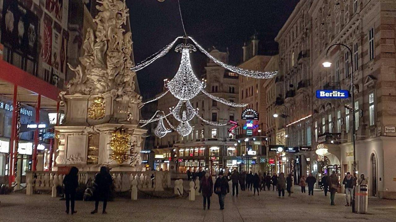 Vienna Christmas 2017 Austria Youtube
