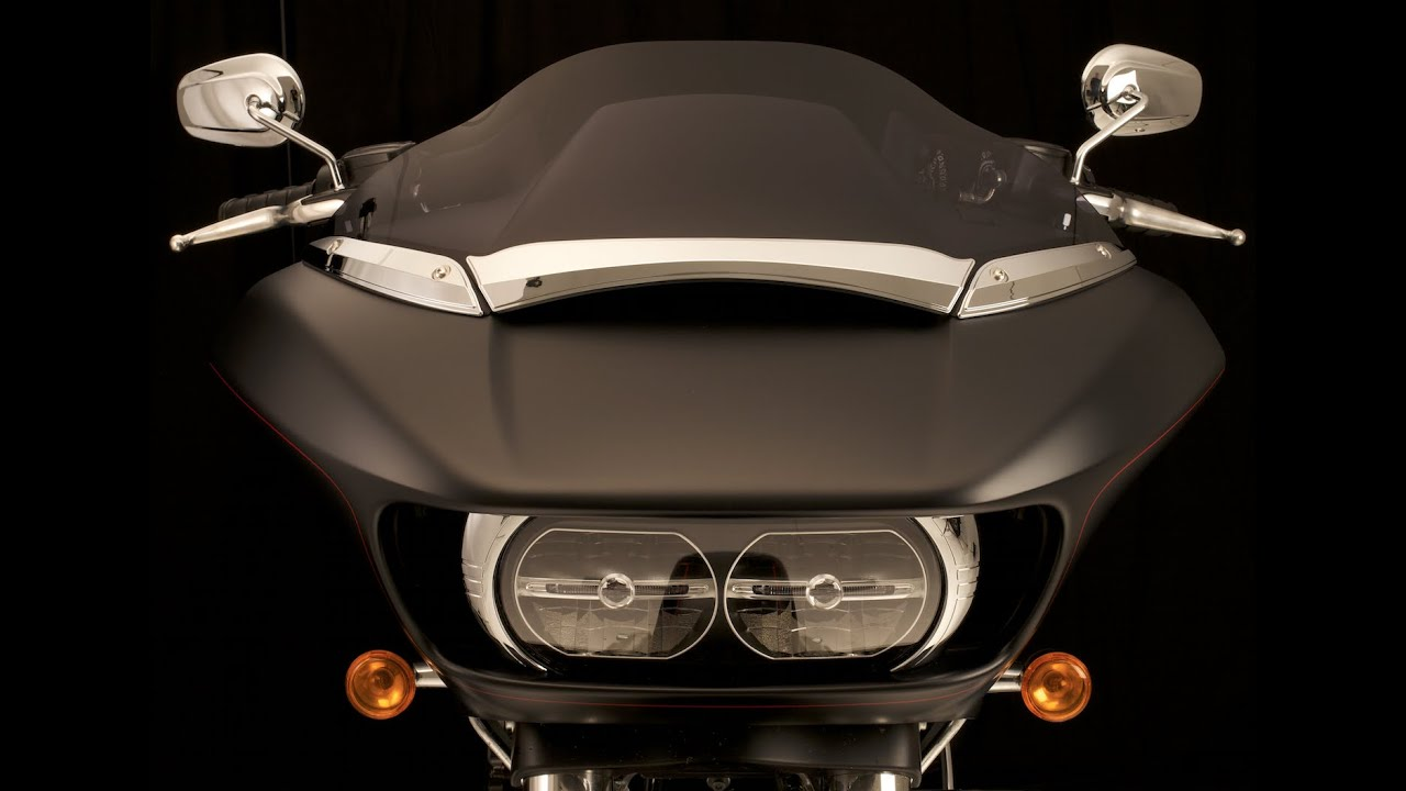 2015-up Road Glide Inner & Outer Fairing Accents by Kuryakyn